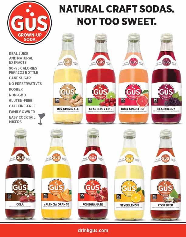 Drink GuS Soda
