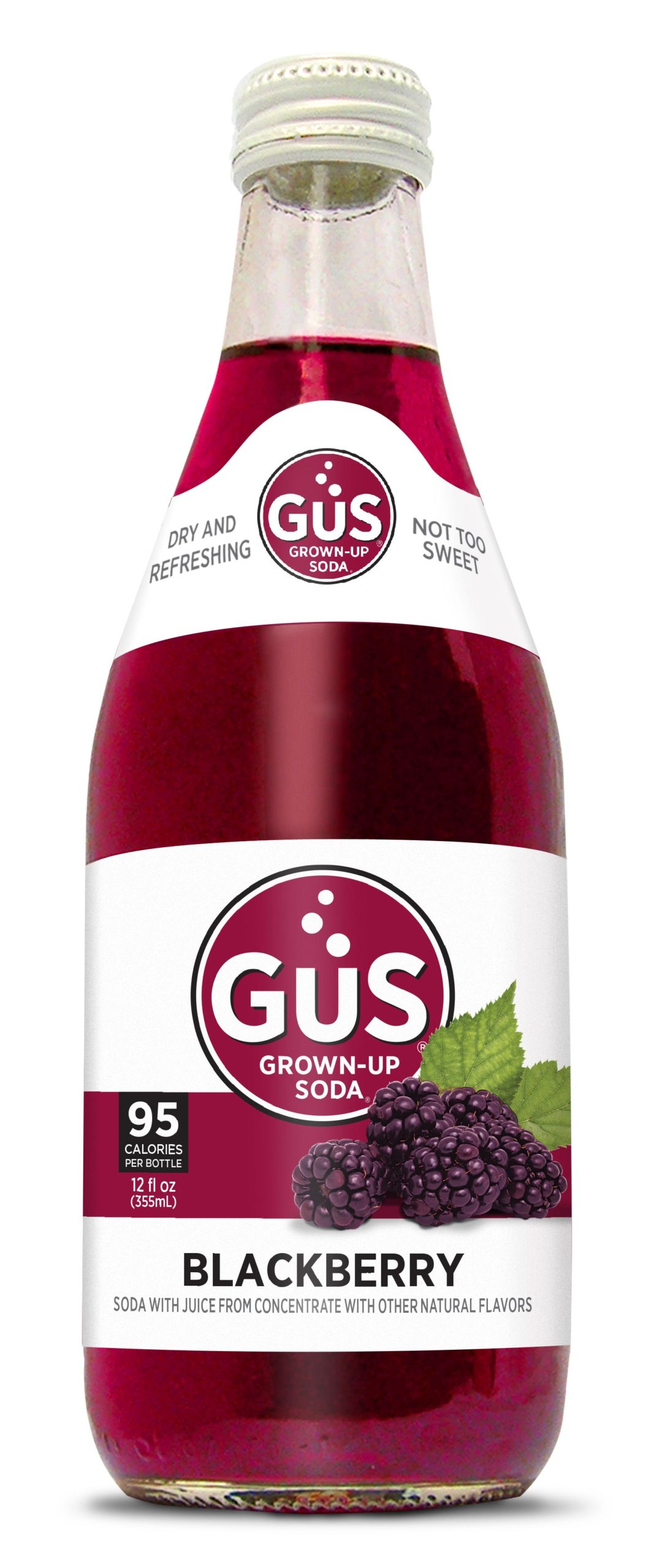 GuS Blackberry Soda