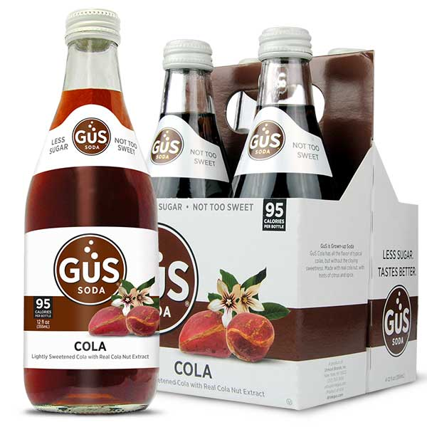 Cola GuS Soda