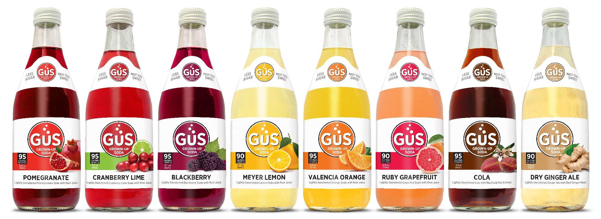 GuS Craft Sodas