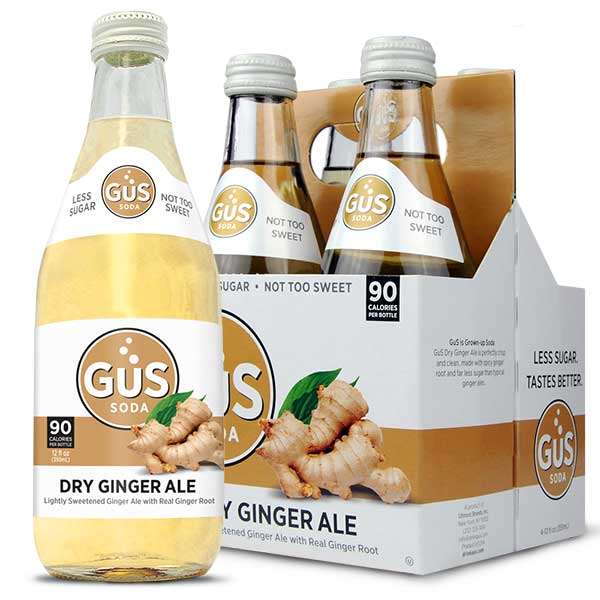 Ginger GuS Soda