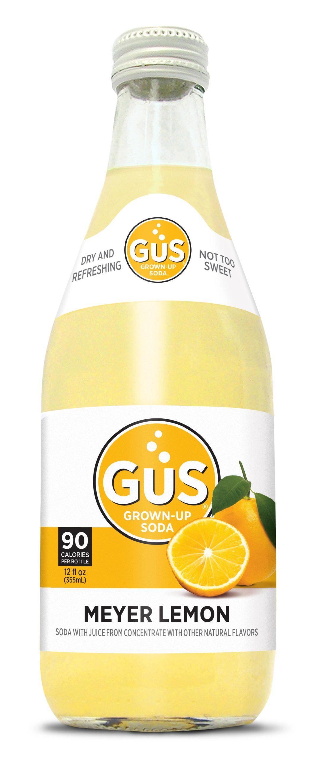 GuS Lemon Soda