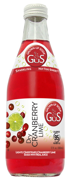 GuS Cranberry Lime
