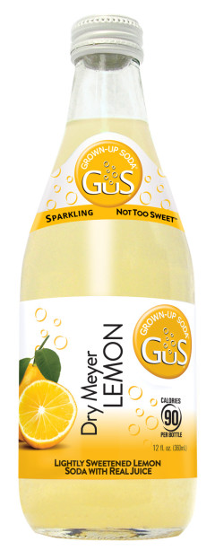 GuS Meyer Lemon Soda