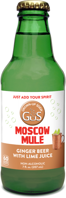 GuS Moscow Mule Cocktail Mixer