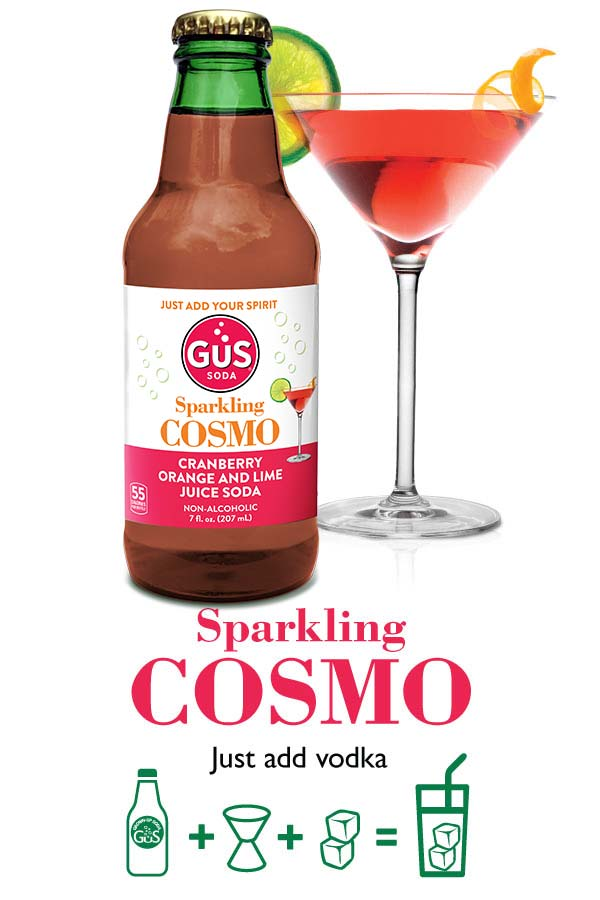 GuS Cosmo Cocktail Mixer