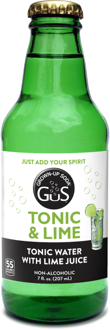 Gus Tonic and Lime