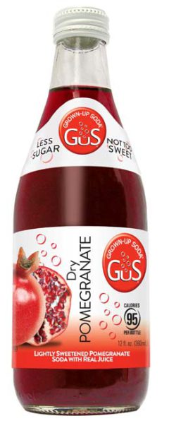 GuS Dry Pomegranate