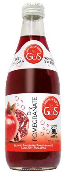 GuS Dry Pomegranate